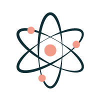 icone atome lafeebleue